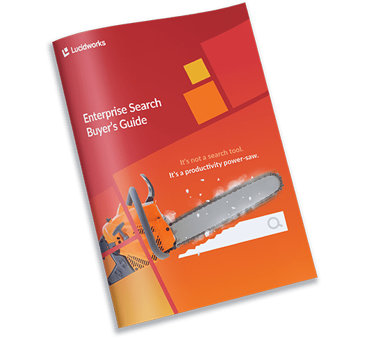 Enterprise Search Buyer's Guide